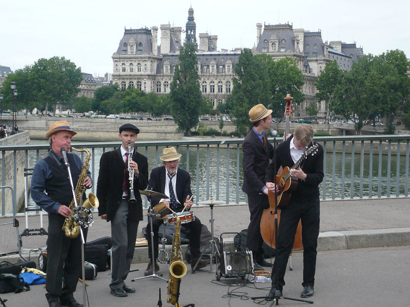 Ile-St-LouisJazz-Players